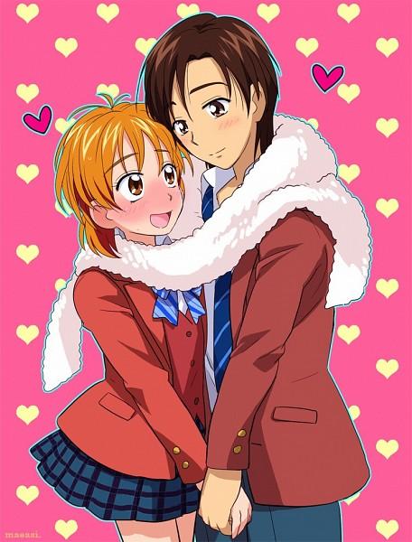 Tags: Anime, Maeasi, Futari wa Precure, Misumi Nagisa, Fujimura Shougo, Pixiv, Fanart From Pixiv, Fanart