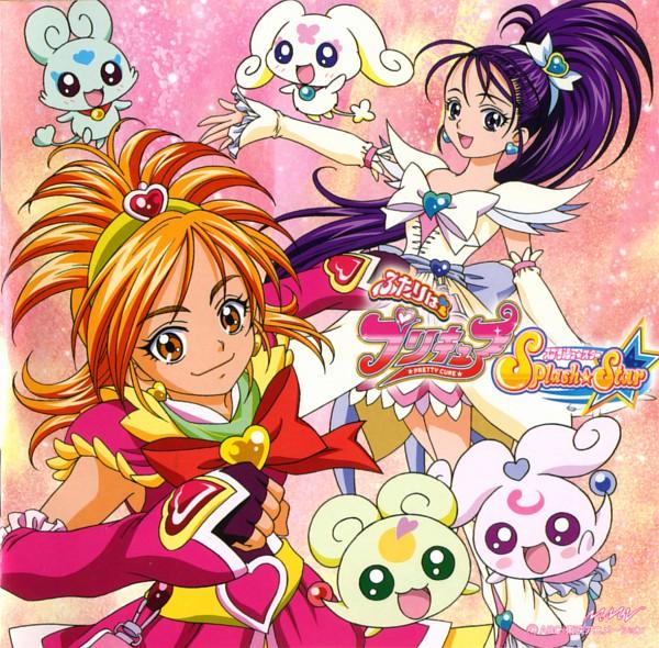 Futari wa Precure Splash Star (Splash Star Pretty Cure)