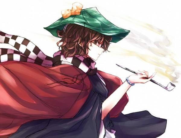Tags: Anime, Coaco, Touhou, Futatsuiwa Mamizou, Fanart, Mamizou Futatsuiwa