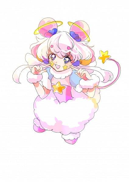 Tags: Anime, Pixiv Id 30459934, Star☆Twinkle Precure, Fuwa (Precure), Fanart, Fanart From Pixiv, Pixiv