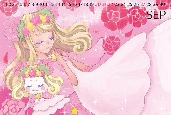 Tags: Anime, Pixiv Id 269157, Star☆Twinkle Precure, Fuwa (Precure), Pixiv, Zodiac, Calendar (Source), Fanart, Fanart From Pixiv, Calendar 2020