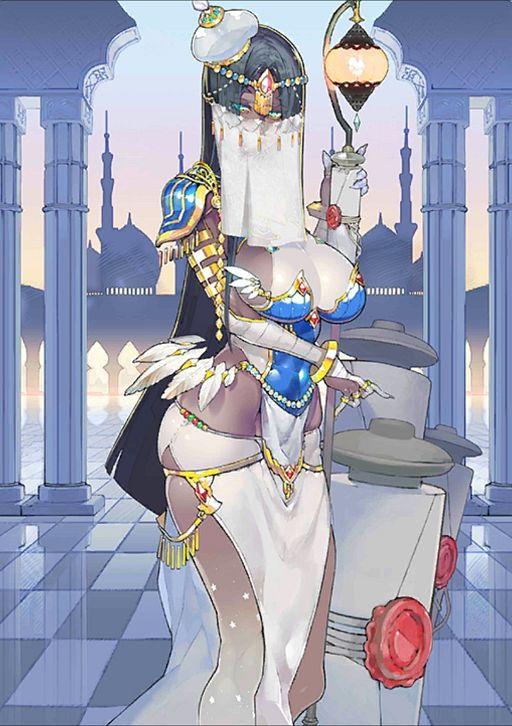 Fuyajou no Caster - Fate/Grand Order