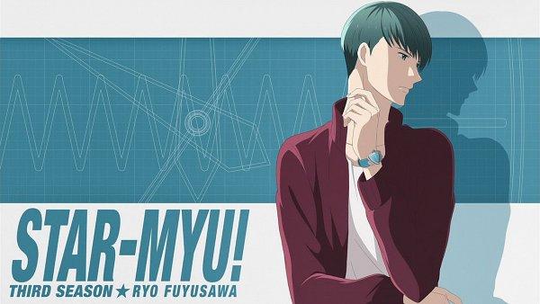 Tags: Anime, Koukou Hoshi Kageki, Fuyusawa Ryo, Eyecatcher, Wallpaper