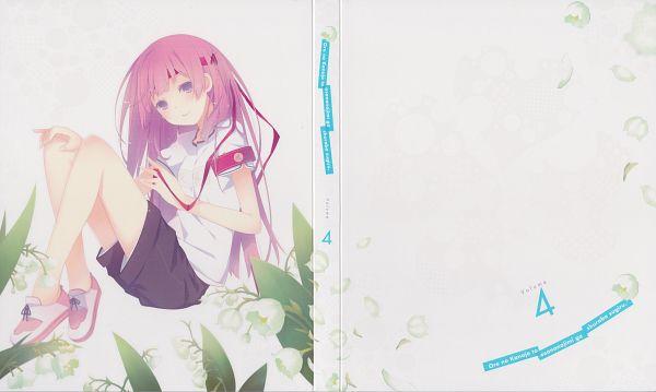Tags: Anime, Ruroo, Ore no Kanojo to Osananajimi ga Shuraba Sugiru, Fuyuumi Ai, DVD (Source), Wallpaper, Official Art, Scan