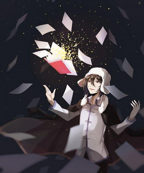 Tags: Anime, Pixiv Id 11307589, Bungou Stray Dogs, Fyodor Dostoyevsky, Fanart From Pixiv, Pixiv, Fanart