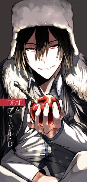 Tags: Anime, Pixiv Id 4657637, Bungou Stray Dogs, Bungou Stray Dogs: Dead Apple, Fyodor Dostoyevsky, Parka, Fanart, Fanart From Pixiv, Pixiv