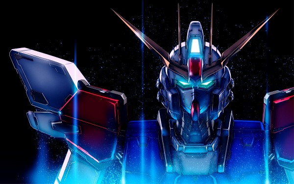 GAT-X105B/FP Build Strike Gundam Full Package - Gundam Build Fighters