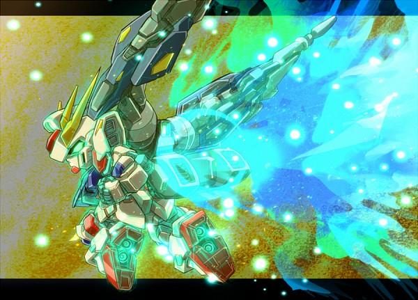 GAT-X105B/ST Star Build Strike Gundam - Gundam Build Fighters