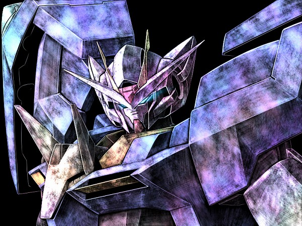 GN-0000 00 Gundam - Mobile Suit Gundam 00
