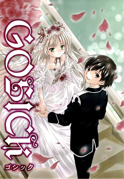Tags: Anime, Amano Sakuya, GOSICK, Kazuya Kujo, Victorique de Blois, Lolita Headband, Manga Color