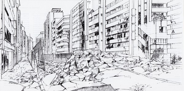 Tags: Anime, GUILTY CROWN, Tokio