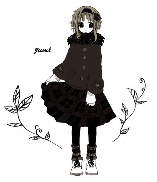 Tags: Anime, An (Pixiv1170947), VOCALOID, GUMI, Fanart, Pixiv