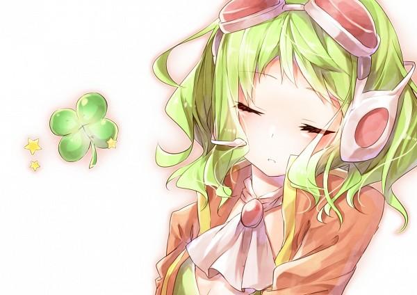 Tags: Anime, Sakuragi Ren, VOCALOID, GUMI, Clover (Plant)