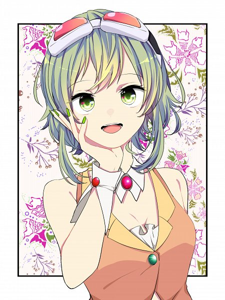 Tags: Anime, Pixiv Id 27916783, VOCALOID, GUMI