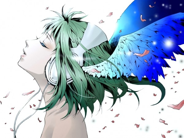 Tags: Anime, Hakuseki, VOCALOID, GUMI, Fanart, Pixiv, Final Letter, Wallpaper, Fanart From Pixiv