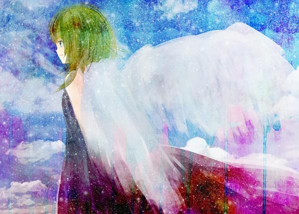 Tags: Anime, VOCALOID, GUMI