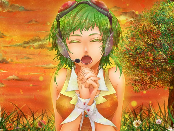 Tags: Anime, VOCALOID, GUMI, Artist Request