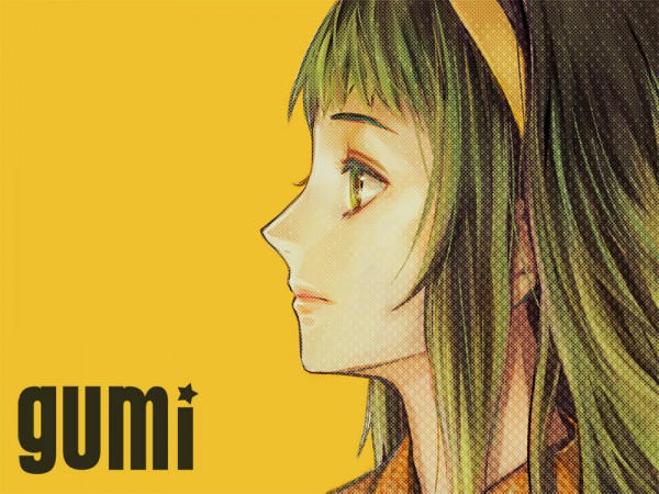 Tags: Anime, Pixiv Id 2466348, VOCALOID, GUMI