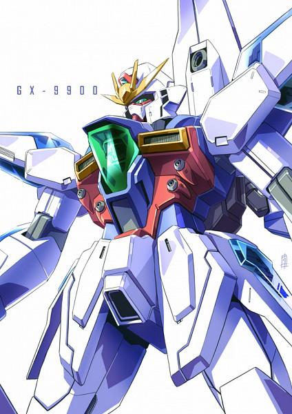 GX-9900 Gundam X - Kidou Shinseiki Gundam X