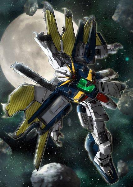 GX-9901-DX Gundam Double X - Kidou Shinseiki Gundam X