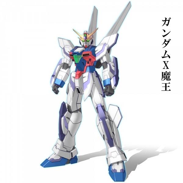 Tags: Anime, Pixiv Id 74866, Gundam Build Fighters, GX-9999 Gundam X Maoh, Fanart, Fanart From Pixiv, Pixiv