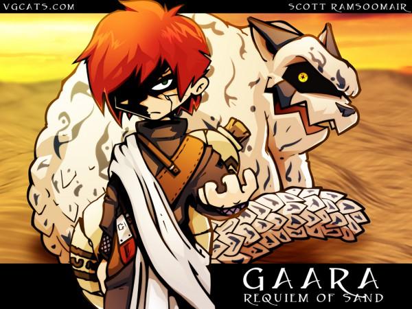 Tags: Anime, NARUTO, Gaara