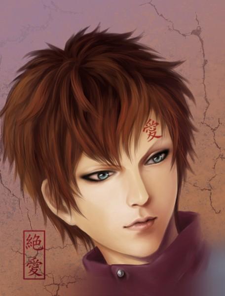 Tags: Anime, Zetsuai89, NARUTO, Gaara, deviantART, Fanart From DeviantART, Fanart, Jinchuuriki