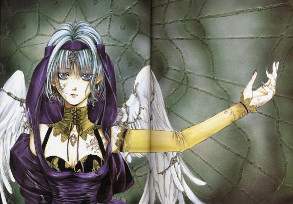 Gabriel (Angel Sanctuary) - Angel Sanctuary