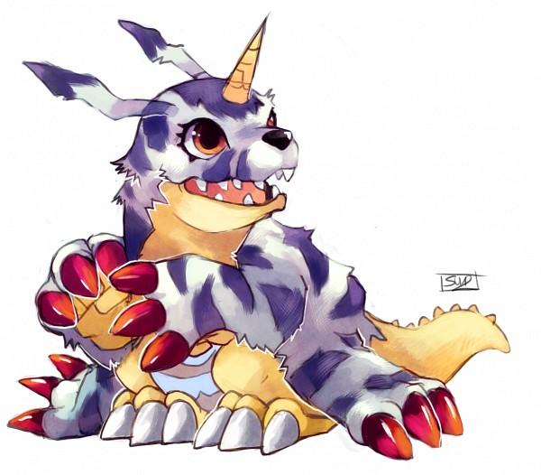 Gabumon - Digimon Adventure