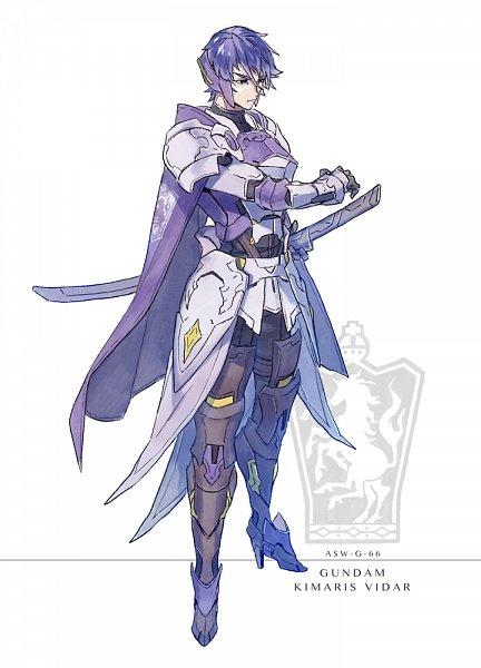 Gaelio Bauduin - Kidou Senshi Gundam: Tekketsu no Orphans