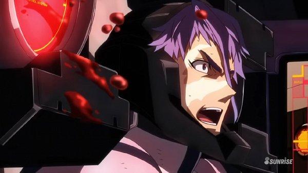 Tags: Anime, Sunrise (Studio), Kidou Senshi Gundam: Tekketsu no Orphans, Gaelio Bauduin, Wallpaper, Screenshot