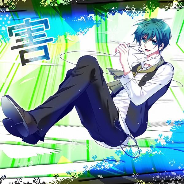 Tags: Anime, Sikijyou, Gai (Nico Nico Singer), Nico Nico Singer