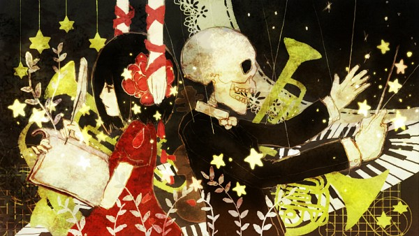 Gaikotsu Gakudan to Riria (Skeleton Orchestra And Lilia) - VOCALOID