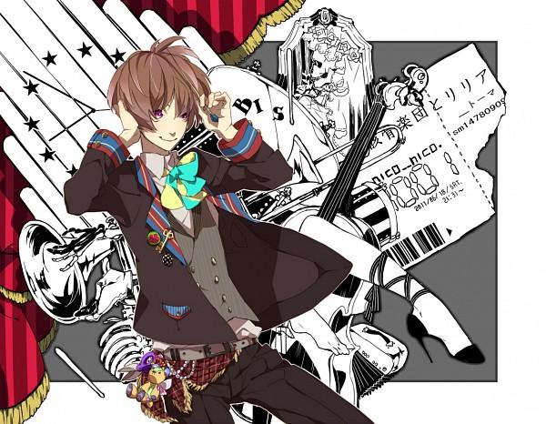 Tags: Anime, Saikawa, Bis, Nico Nico Singer, Gaikotsu Gakudan to Riria, Skeleton Orchestra And Lilia
