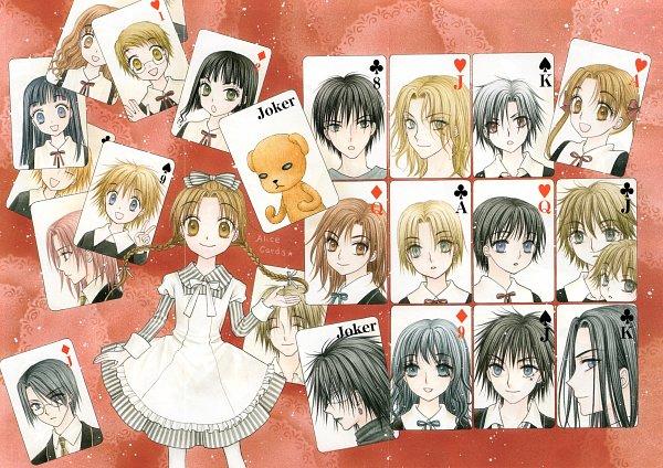 Tags: Anime, Higuchi Tachibana, Gakuen Alice, Hijiri Youichi, Kitsuneme, Persona (Gakuen Alice), Imai Hotaru, Kokoro Yome, Umenomiya Anna, Harada Misaki, Hyuuga Natsume, Shouda Sumire, Ogasawara Nonoko