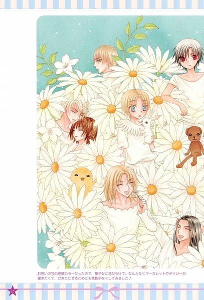 Tags: Anime, Higuchi Tachibana, Gakuen Alice, Nogi Ruka, Yukihira Izumi, Anjo L. Narumi, Azumi Yuka, Hyuuga Natsume, Tonouchi Akira, Mr. Bear, Shiki Masachika, Daisy (Flower), Scan