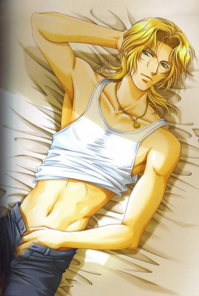 Tags: Anime, Yuu Higuri, Gakuen Heaven, Naruse Yukihiko, Official Art, Mobile Wallpaper