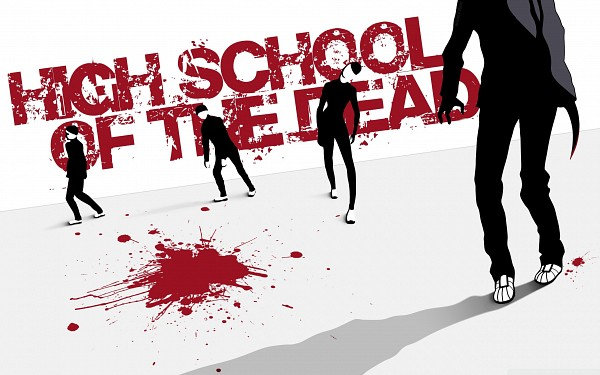 Tags: Anime, Gakuen Mokushiroku: HIGHSCHOOL OF THE DEAD, 2560x1600 Wallpaper, Wallpaper, HD Wallpaper, Highschool Of The Dead