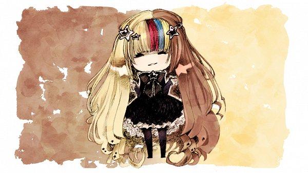 Tags: Anime, Waterfallice, VOCALOID, Galaco, Facebook Cover, deviantART, Pixiv, Fanart From DeviantART, Fanart, Fanart From Pixiv