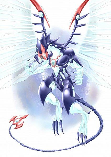 Galaxy-Eyes Photon Dragon - Yu-Gi-Oh! ZEXAL