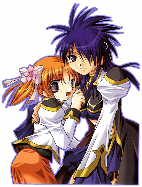 Tags: Anime, Galaxy Angel II, Galaxy Angel, Sakuraba Apricot, Lily C. Sherbet