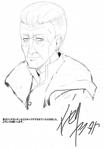 Galic Fabless - Re:Zero Kara Hajimeru Isekai Seikatsu