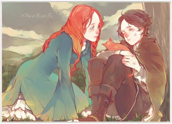 Tags: Anime, Josco, Game of Thrones, Catelyn Stark, Petyr Baelish