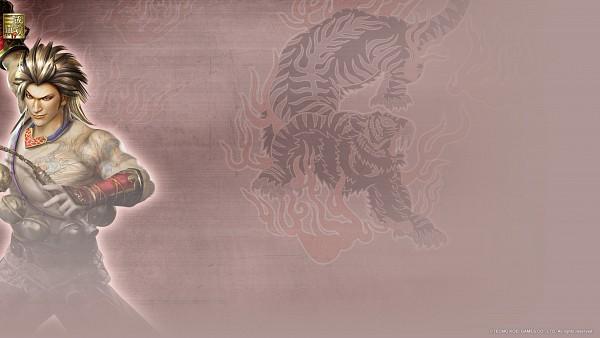 Tags: Anime, Dynasty Warriors, Gan Ning, Wallpaper, HD Wallpaper