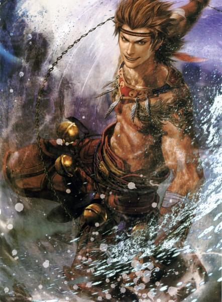 Gan Ning - Dynasty Warriors