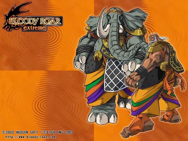 Ganesha The Elephant - Bloody Roar