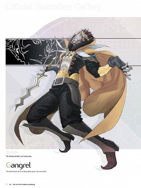 Gangrel (Fire Emblem) - Fire Emblem: Kakusei