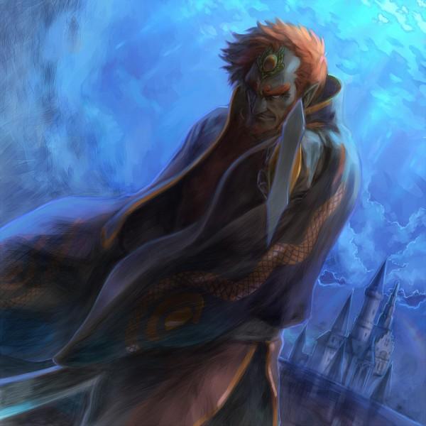 Ganondorf - Zelda no Densetsu