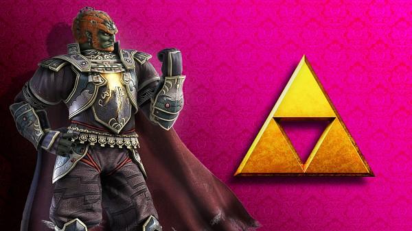 Tags: Anime, Nintendo, Super Smash Bros., Ganondorf, 3D, Official Art