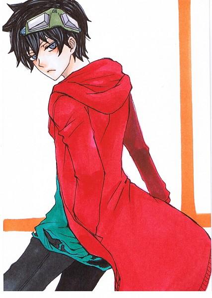 Tags: Anime, Pixiv Id 812536, Karneval, Gareki, Fanart, Pixiv, Mobile Wallpaper